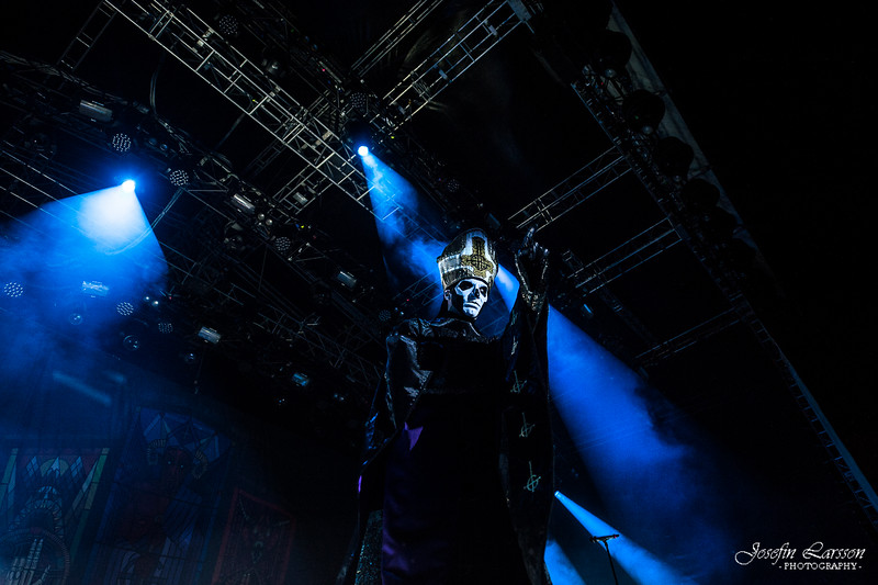 Ghost at Copenhell 2015