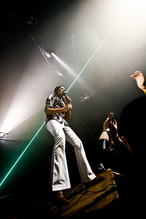 Ghostland Observatory - Webster Hall, NYC - March 28th, 2008 - Pic 2
