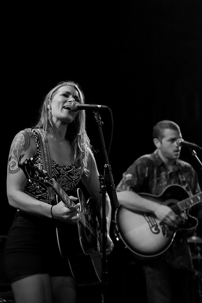 Jessie Phelps and Alan Long of Ghosts of Kin