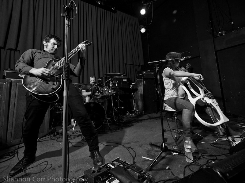 Giant Squid @ The Uptown 1/21/12
