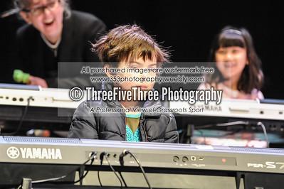 Stafford Music School Concert 2018 - Rehearsal