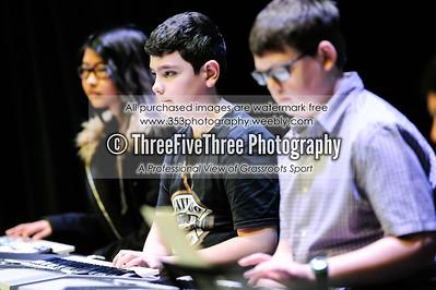 Stafford Music School Concert 2017 - Rehearsal