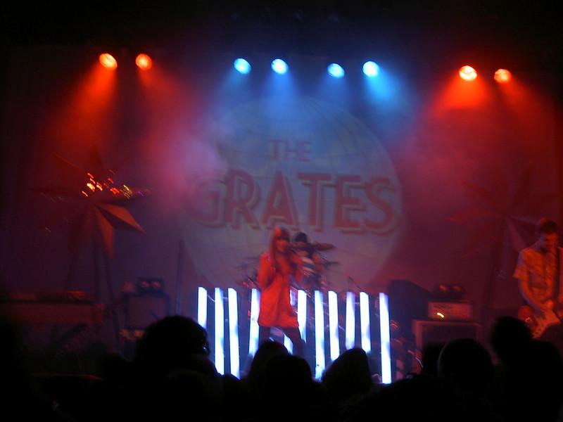 The Grates