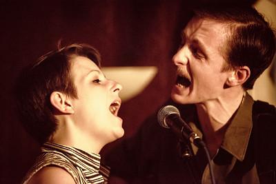 Trevor Moss & Hannah-Lou