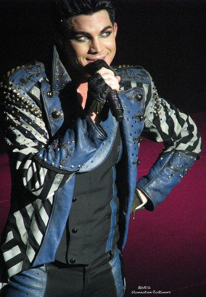 Adam Lambert - Glamnation 2010 - Baltimore
