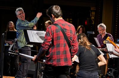 Glenn Branca's Symphonies, Red Bull Music Academy Festival