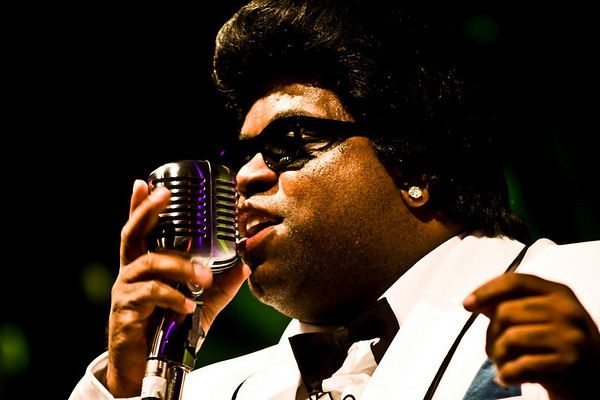 Gnarls Barkley - Highline Ballroom, NYC - April 10th, 2008 - Pic 4