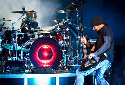 Godsmack  7/10/2011, Rockstar Mayhem Festival, Mt View  My portfolio at http://www.skaffari.fi  On Facebook http://www.facebook.com/Miikka.Skaffari.Photography