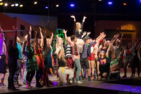 Godspell, EDHS and Studio 81