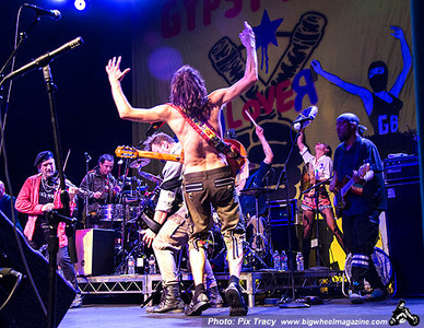 Gogol Bordello - at The Fonda Theatre - Hollywood, CA - October 8, 2013