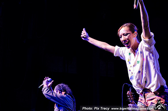 Gogol Bordello - at The Fonda Theatre - Hollywood, CA - October 8, 2013