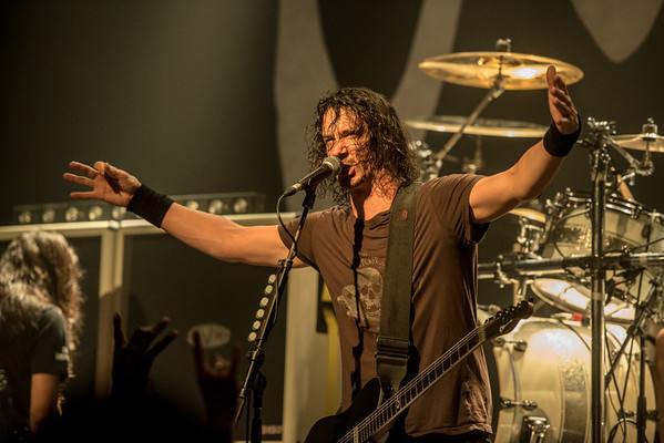 Gojira, Archspire and Witch of the Waste 11/02/2013