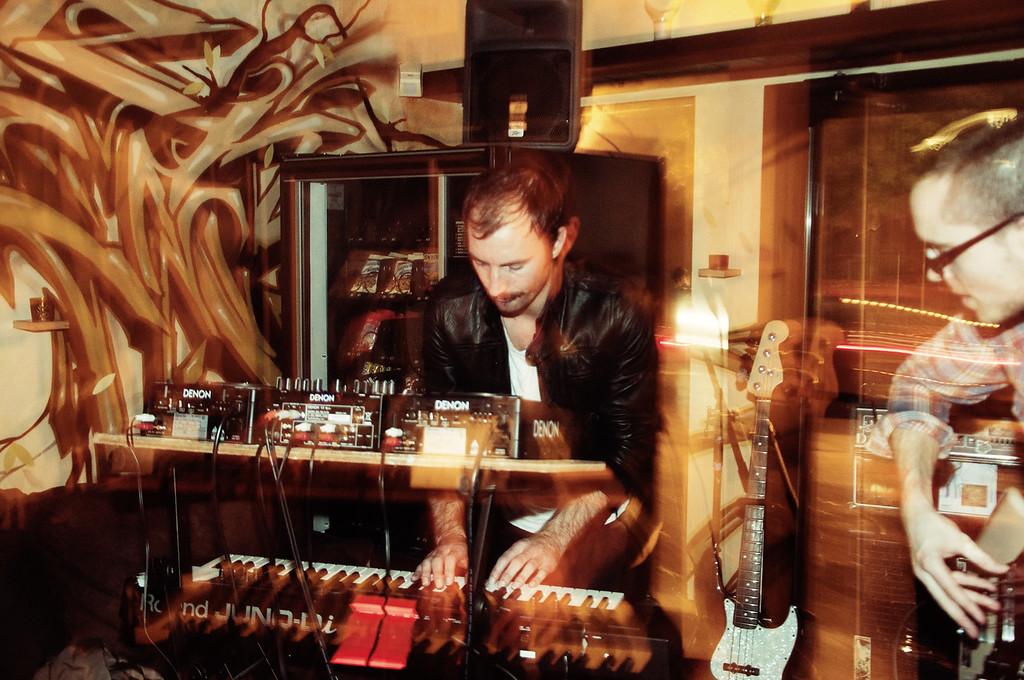 Gold Wolf Galaxy at Cobra Lounge