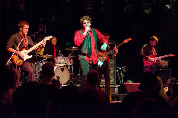 14 December 21 Golgatha at Curtain Club