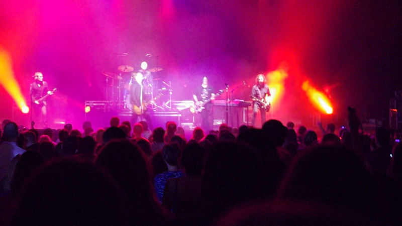 "Goo Goo Dolls ""Naked"" Warner Theater 11-13-2011"