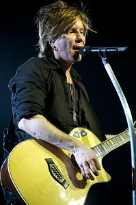 the Goo Goo Dolls perform  at PNC Pavilion