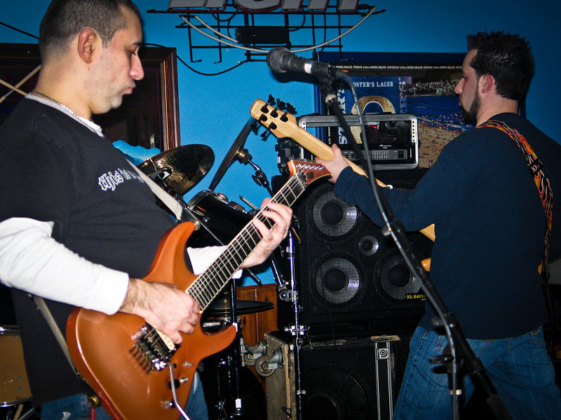 Good Rats with Gino and Stephan Marcello live in Piscataway NJ in 2005. in 2005. RIP Peppi 1945-2013 We will miss you, Rat On!