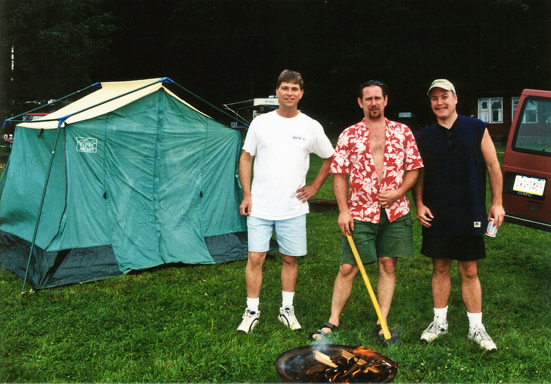 Camping Out Ratstock V 2003 B