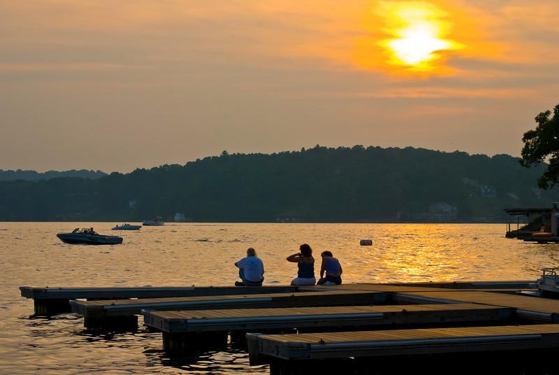 Sunset Lake Hopatcong