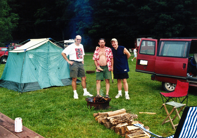 Camping Out Ratstock V 2003
