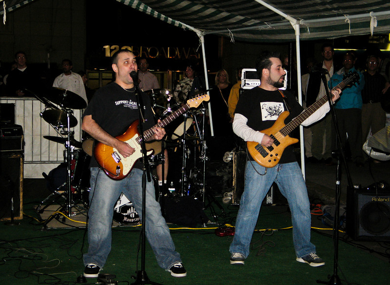 Good Rats Wall St. 2006 K