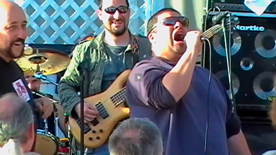 "GoodRats ""Fireball Express"" Live at the Jefferson House,Lake Hopatcong The Summer of 2008"