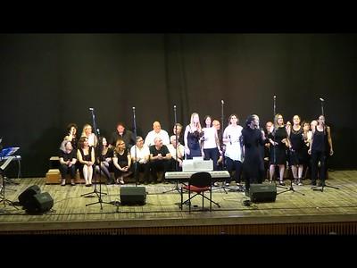 18- ז'ואה אמיר מבצע את שירו של סטיבי וונדר AS