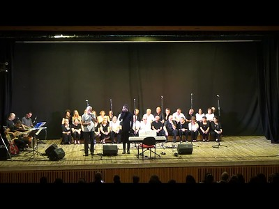 16- בעז מזמין את ז'ואה לביצוע שני שירים של סטיבי וונדר