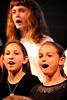 "Portola Valley Homeschool Choir performs ""Gotta Dance"" 2008-06-14"