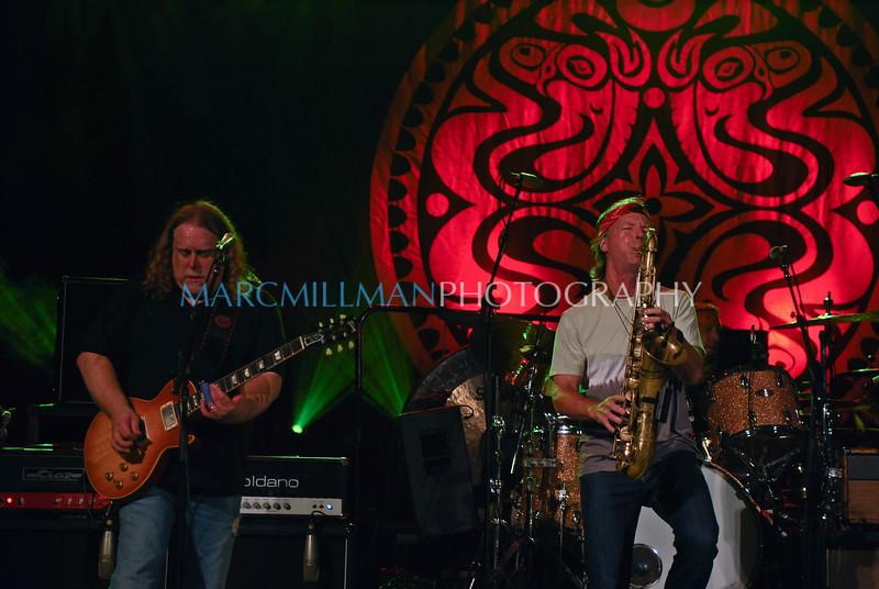 """Mule"" with Bill Evans<br /> <br /> Gov't Mule (Summerstage- Wed 8/11/10)"