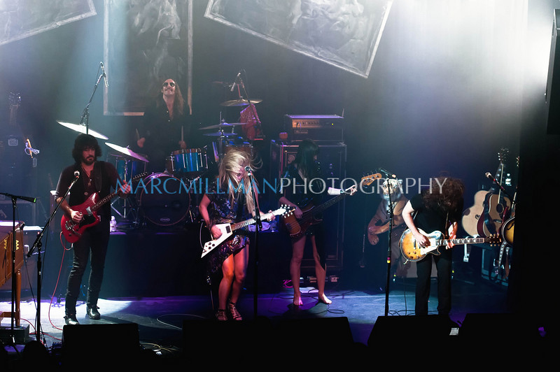 Hot Summer Night2<br /> <br /> Grace Potter & the Nocturnals @ Irving Plaza (Wed 3/7/11)