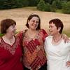 Meadow naiads Martha, Charlie, and Lila.