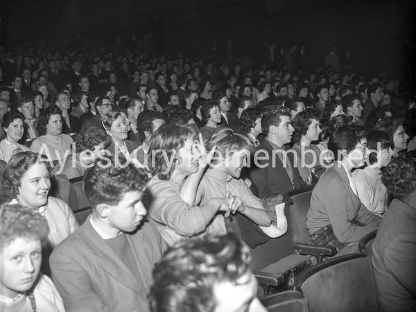 Cliff Richard's audience at the Granada, Feb 26 1959