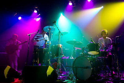10/25/2010 at The Independent, San Francisco