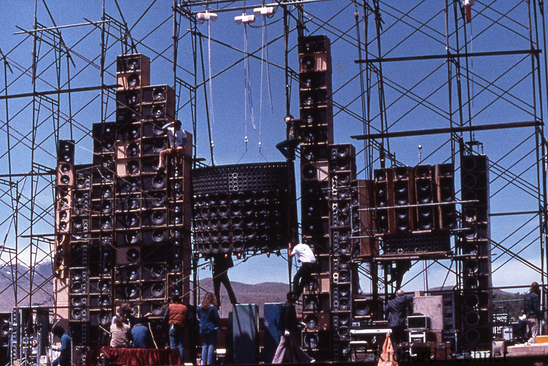 Wall of Sound, Reno, Nevada, 5/12/1974