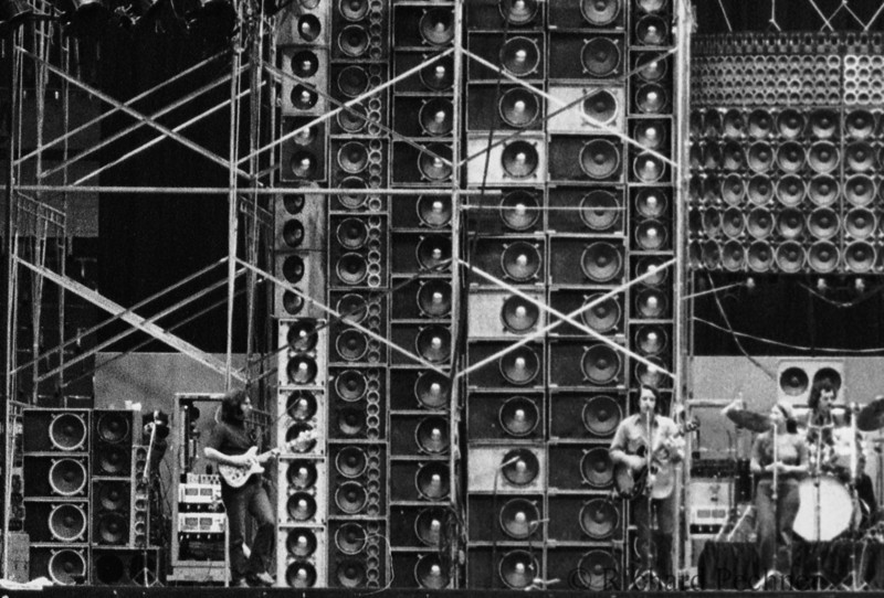 Grateful Dead and the Wall of Sound 1974
