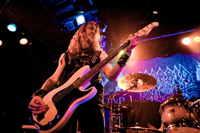 Grave, Slim's, San Francisco, 10/12/2012