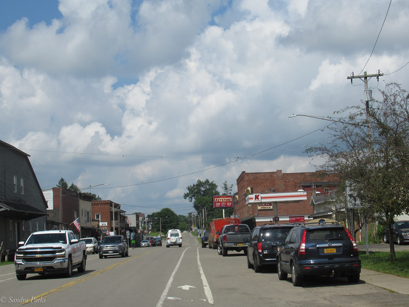 Downtown Sherman