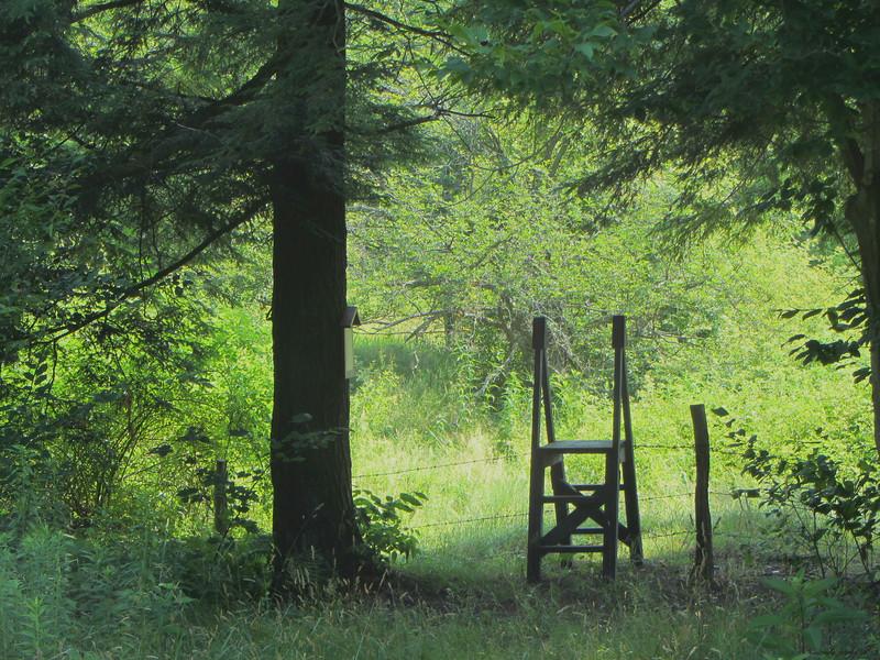 Entry, Westside Overland trail
