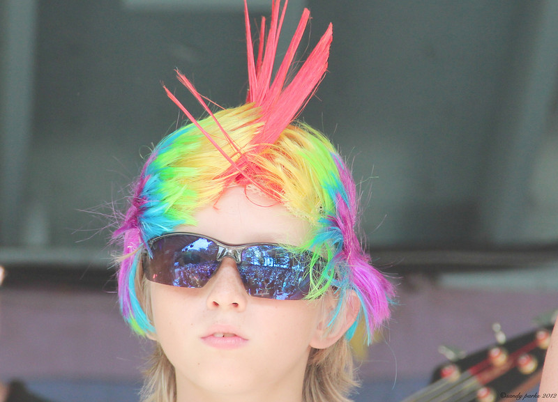 Great Blue Heron Festival, through the eyes of a kid drummer