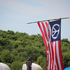 This was the flag I saw most often this weekend. Quite a refreshing change.