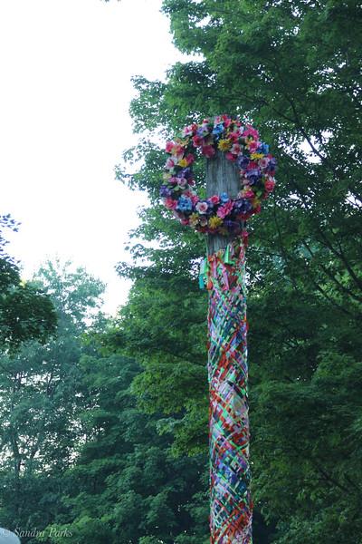 Heron May Pole