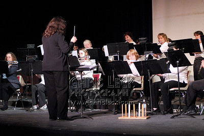Rose City Flute Choir conducted by Phyllis Louke