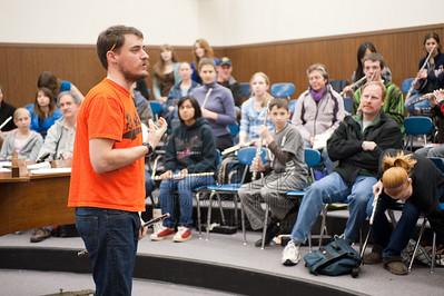 Greg Patillo presents 'How to Beatbox' -- a workshop