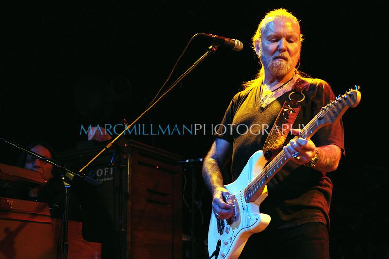 Bruce Katz & Gregg Allman (Bowery Ballroom- Tue 1/18/11)