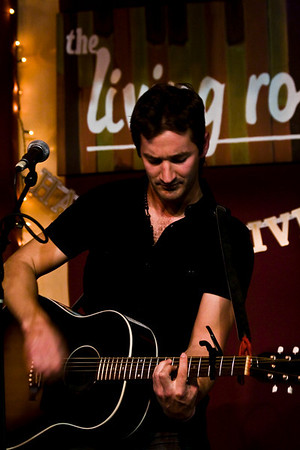 Griffin House - The Living Room, NYC - March 31st, 2008 - Pic 3