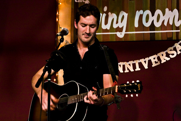 Griffin House - The Living Room, NYC - March 31st, 2008 - Pic 5
