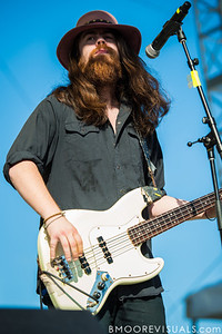 Sean Gadd of Grouplove performs on December 1, 2012 during 97X Next Big Thing at Vinoy Park in St. Petersburg, Florida