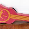 Atomic era Kay case!