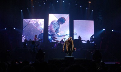 Guns N' Roses in concert: Melbourne, 15 June 2007